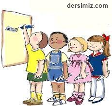 4-5 Satırlık Kısa Çocuk Tekerlemeleri