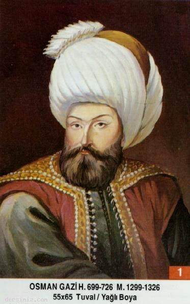 1-Osman Gazi
