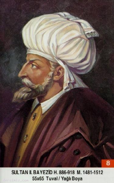 8- Sultan II. Bayezid Han (Kısaca)