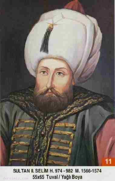 11- Sultan �kinci Selim Han (K�saca)