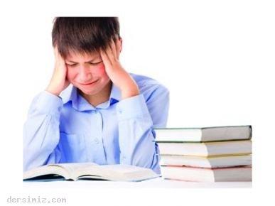 Başarısız olan öğrencilerin ortak özellikleri