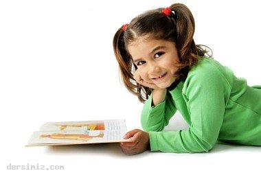Çocukta okuma alışkanlığını geliştirmek
